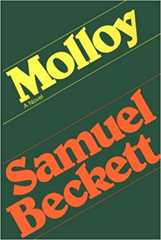 Molloy book cover image