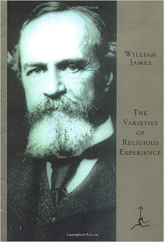 The Varieties of Relgious Experience book cover