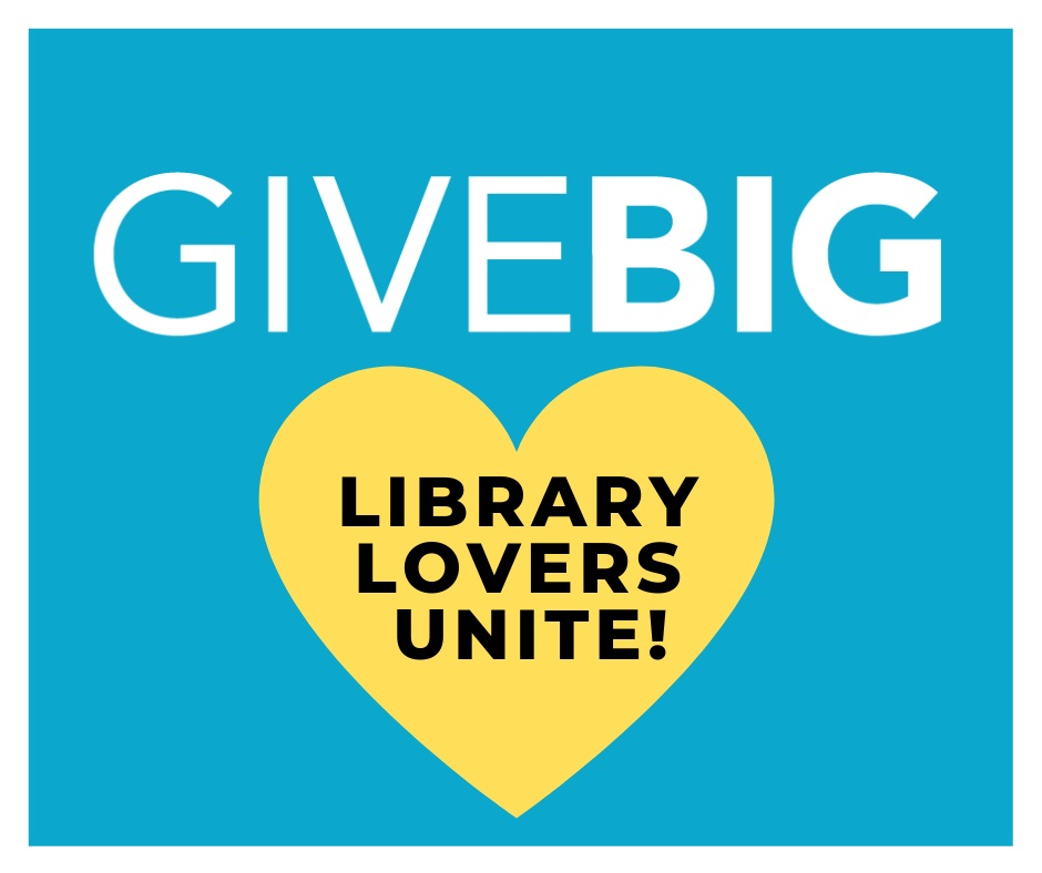 Give Big Library Lovers Unite Image