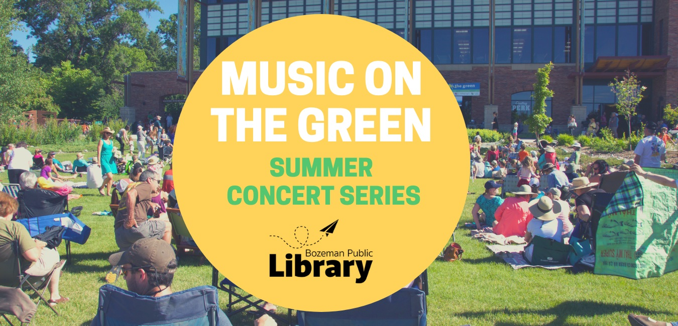 Music on the Green Library Lawn image