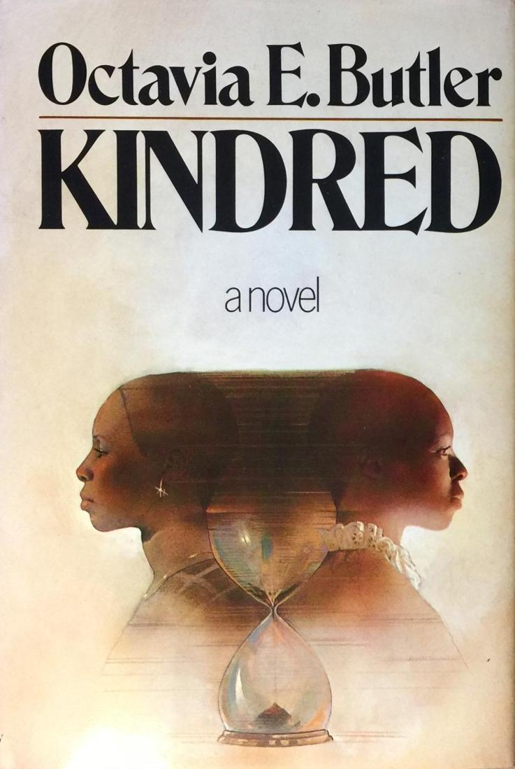 Kindred book cover image