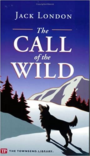 call of the wild book cover image